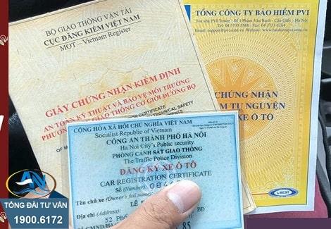 Hồ sơ cấp lại giấy chứng nhận kiểm định