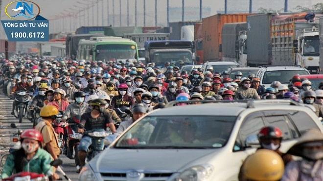 tuyến hành lang lưu thông không giới hạn thời gian