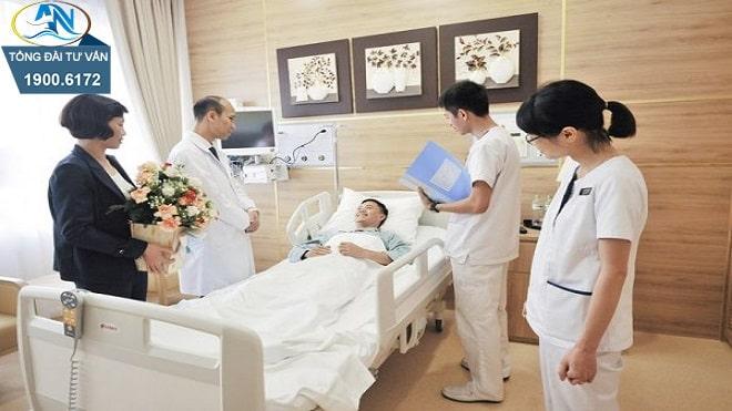 chữa bệnh tại bệnh viện tư nhân