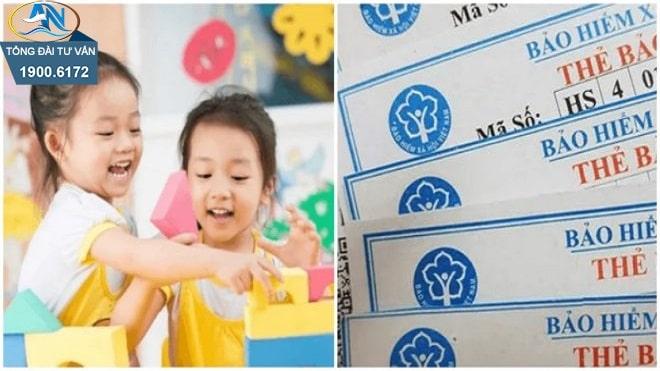 giá trị sử dụng thẻ BHYT của trẻ sơ sinh