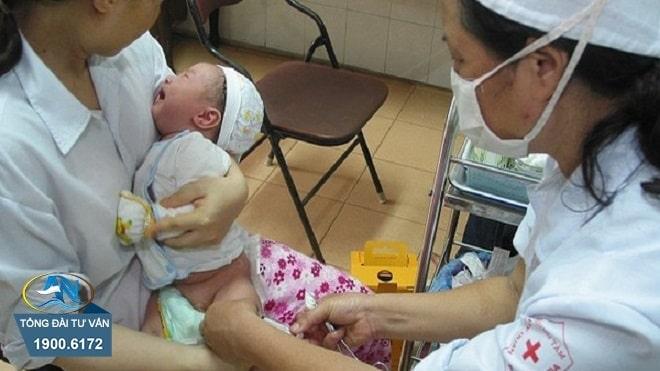 cấp thẻ BHYT cho trẻ sơ sinh