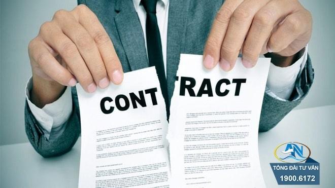 13 trường hợp chấm dứt hợp đồng lao động