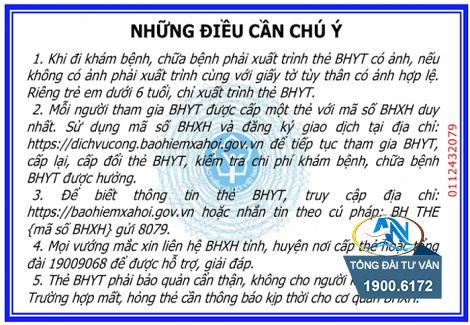 khong con ghi ten cha me tren the bhyt cua tre duoi 6 tuoi