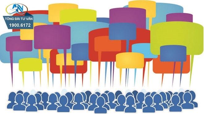 Trình tự tổ chức đối thoại định kỳ